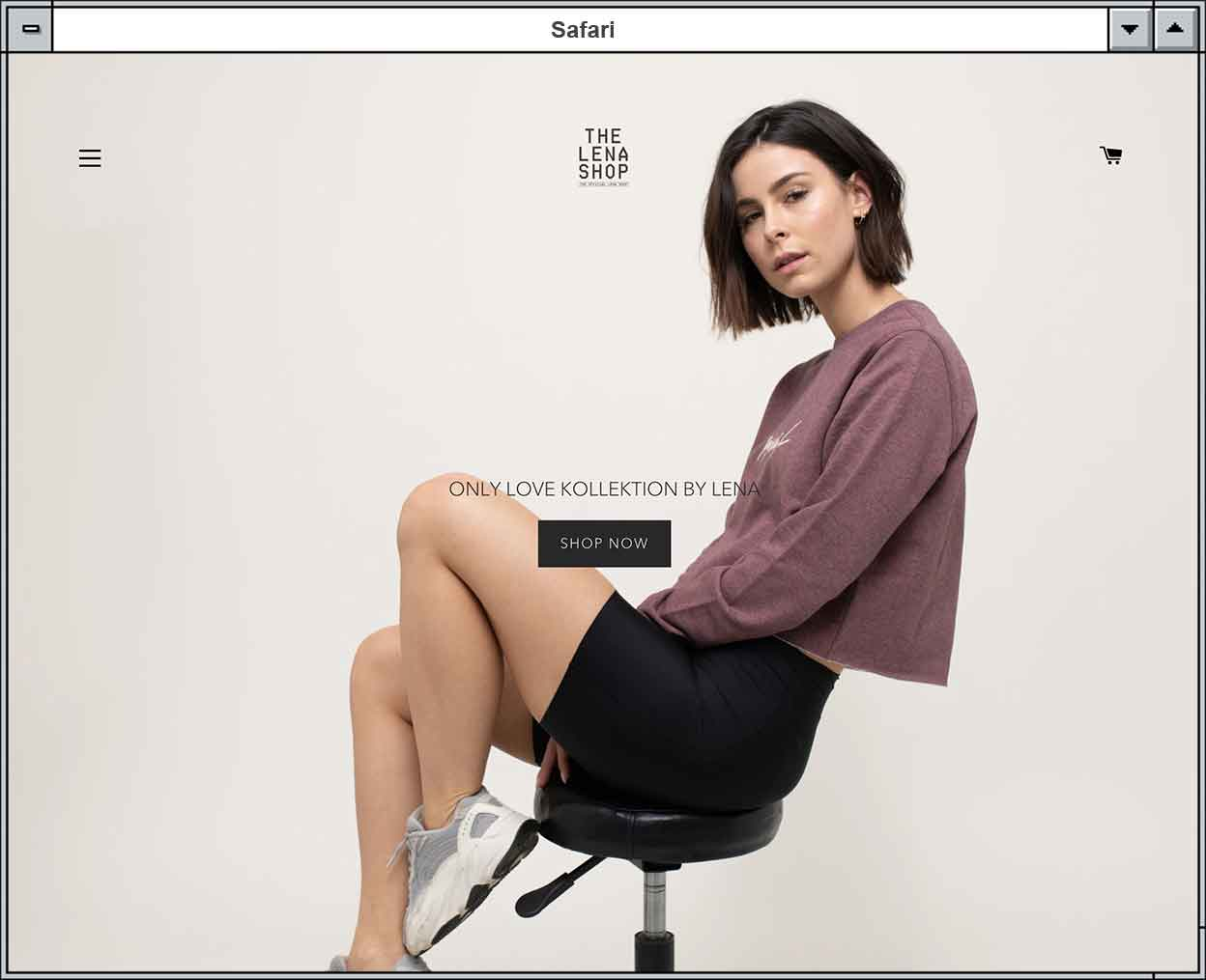Shopify OnlineStore