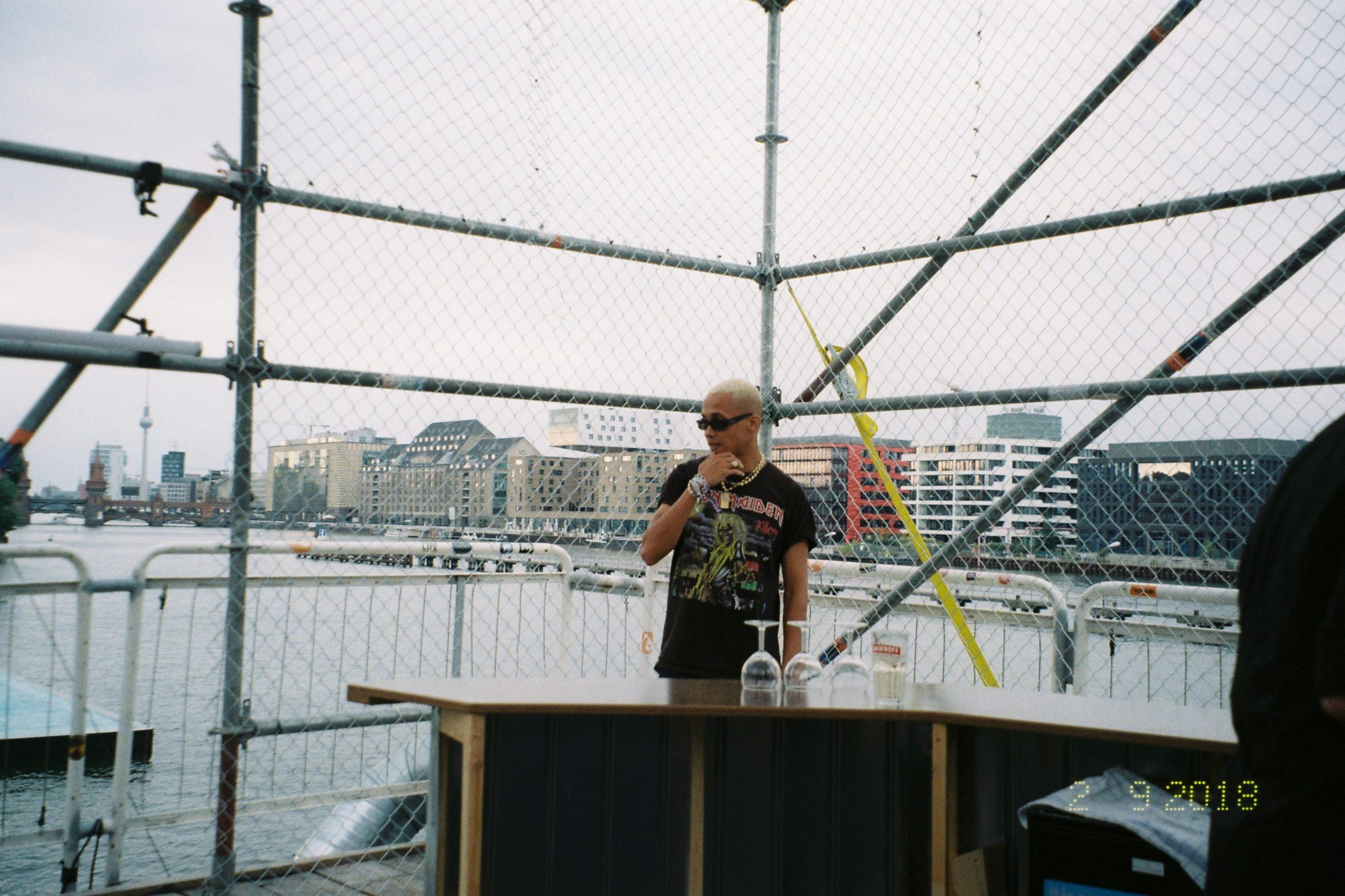 Kelvyn Colt in Berlin